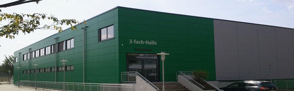 Dreifachsporthalle Meckenheim